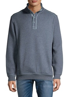 Tommy Bahama Quarter-Button Pullover