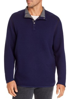 Tommy Bahama Quilted Sweatshirt