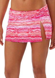 Tommy Bahama Rainbow Twist Skirted Swimsuit Bottoms