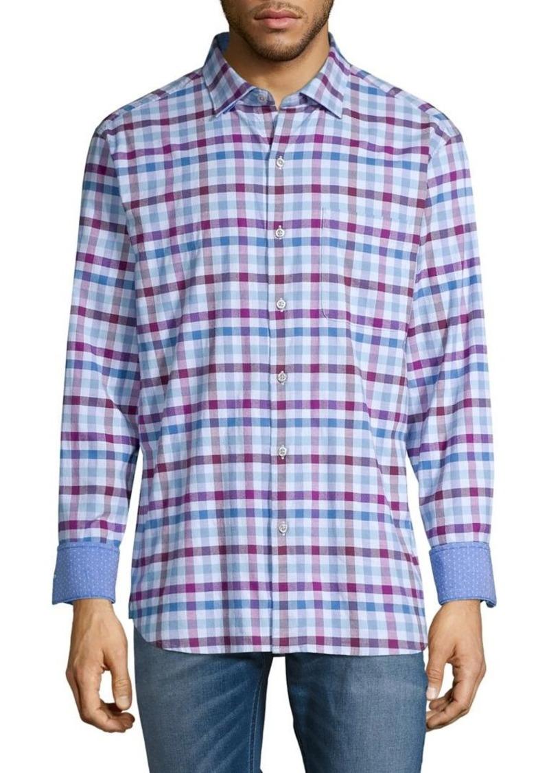 Tommy Bahama Rancho Checkered Shirt