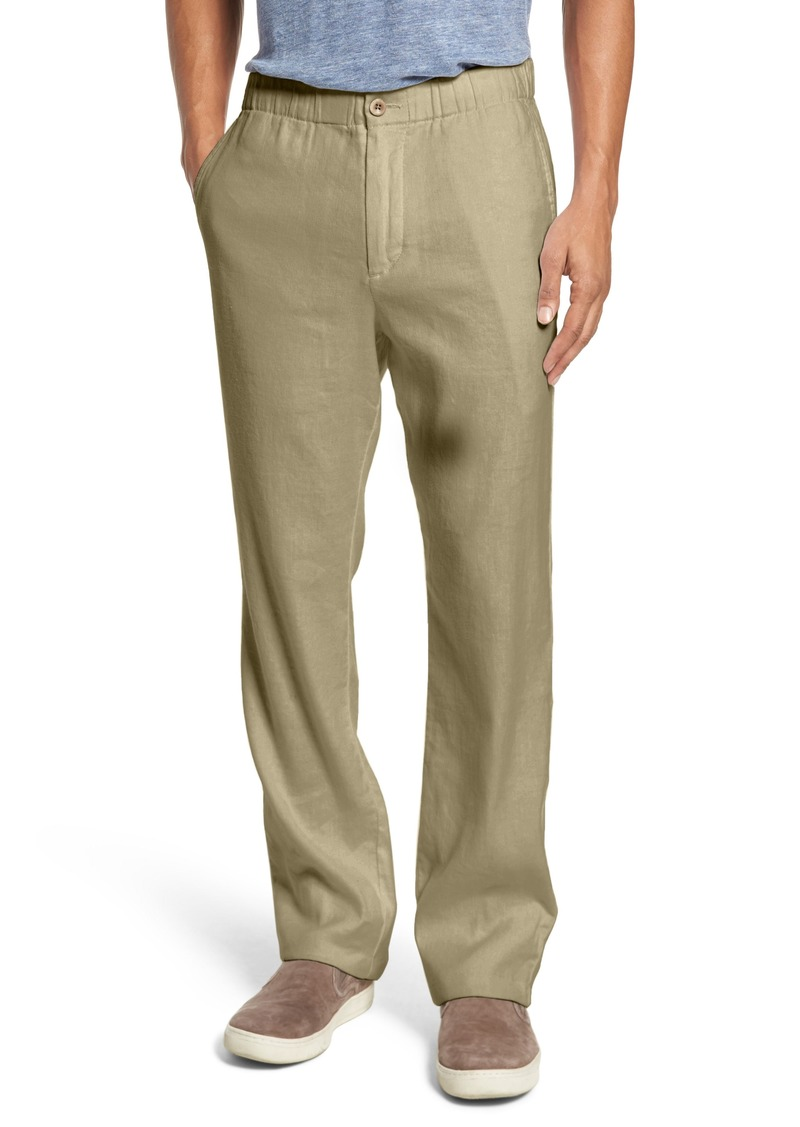 Tommy Bahama Relaxed Fit Linen Pants