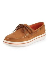 Tommy Bahama Rester Leather Lace-Up Loafer