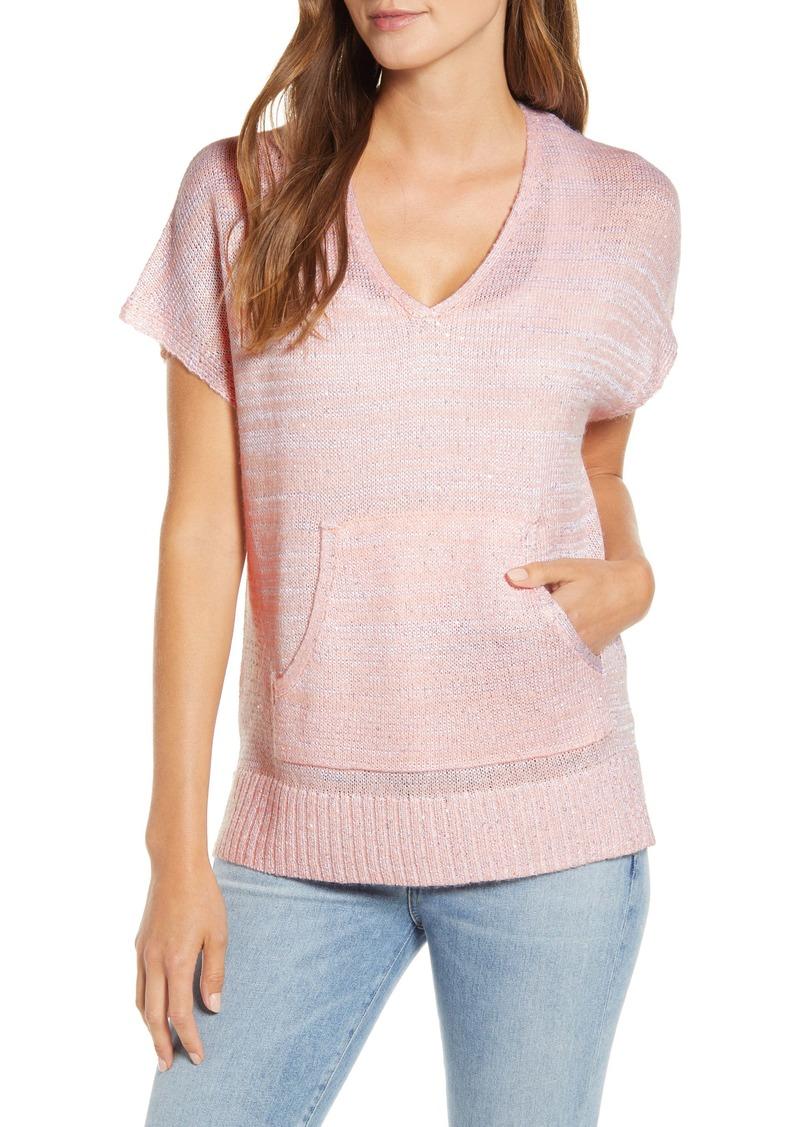 Tommy Bahama Salana V-Neck Sequin Sweater
