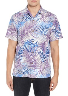 Tommy Bahama San Juan Fronds Silk Blend Camp Shirt