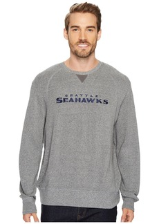 Tommy Bahama Seattle Seahawks NFL Stitch of Liberty Crew Sweatshirt
