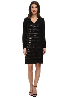Tommy Bahama Sequin Knit Dress
