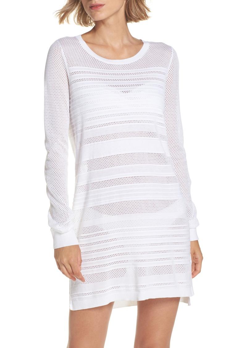 0b7eedc8ae215 Tommy Bahama Tommy Bahama Shadow Stripe Cover-Up Dress
