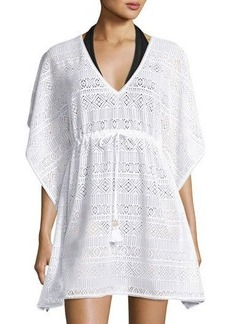 Tommy Bahama Short Crocheted Coverup