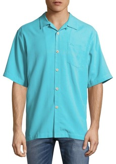 Tommy Bahama Short-Sleeve Button-Down Shirt