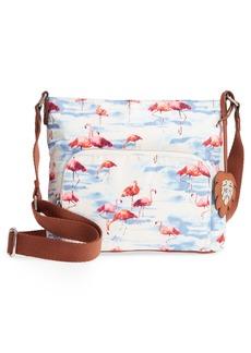 Tommy Bahama Siesta Key Waterproof Nylon Crossbody Bag