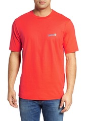 Tommy Bahama Sip Line Graphic T-Shirt (Big & Tall)