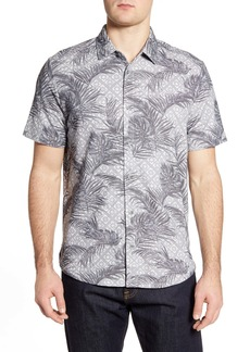 Tommy Bahama Sleet Short Sleeve Button-Up Shirt