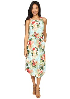 Tommy Bahama Solidad Oasis Midi Dress
