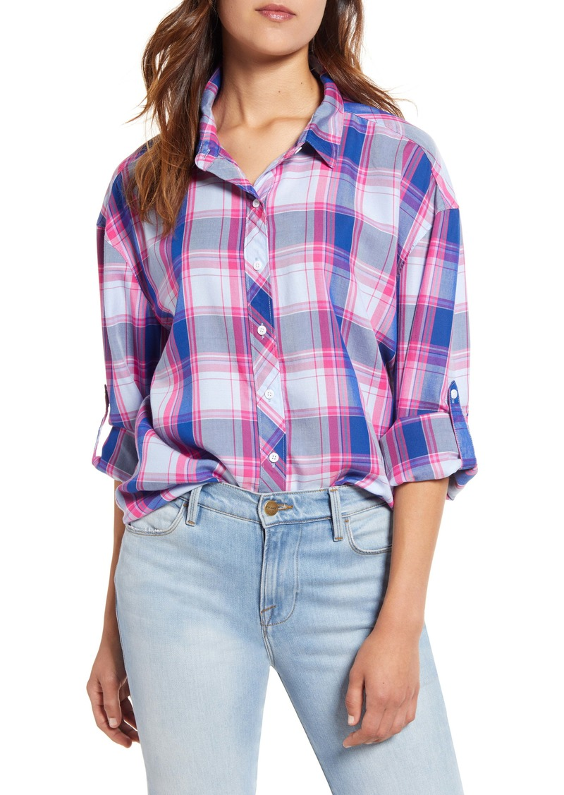 Tommy Bahama Sombra Plaid Shirt