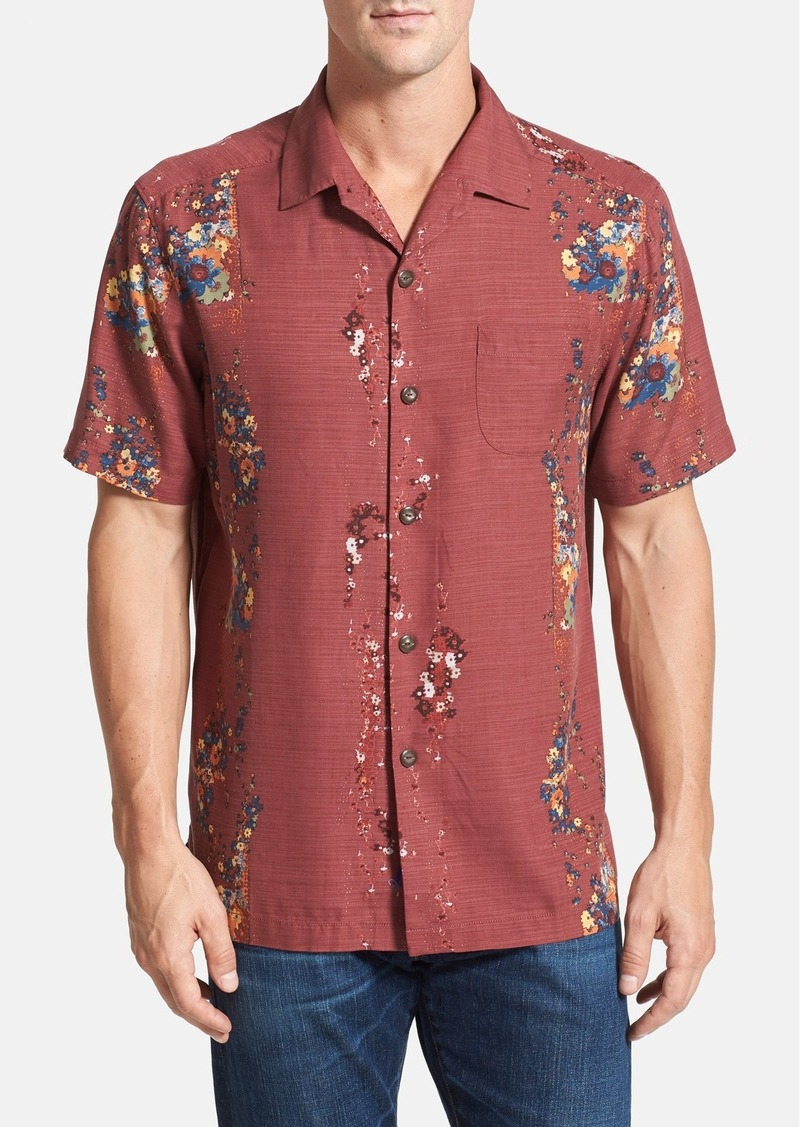 Tommy bahama tommy bahama 39 star valley 39 original fit short for Do tommy bahama shirts run big