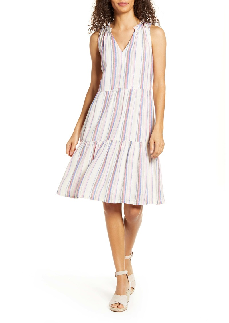 Tommy Bahama String of Silver Dress