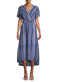 Tommy Bahama Striped Maxi Dress