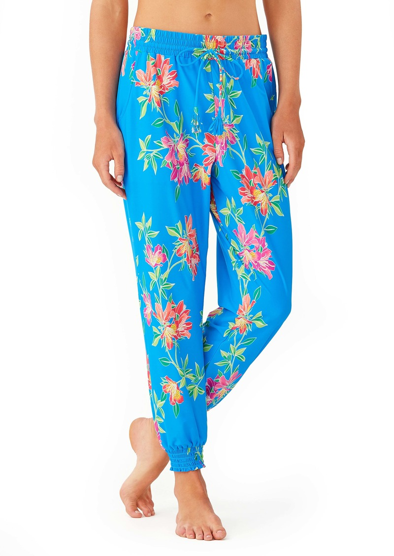 Tommy Bahama Sun Lilies Cover-Up Joggers