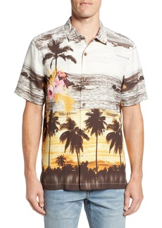 Tommy Bahama Sunset Serenade Silk Sport Shirt
