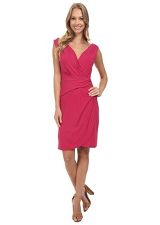 Tommy Bahama Tambour Gathered Short Dress