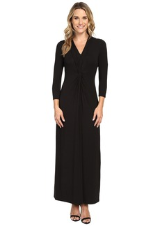 Tommy Bahama Tambour Twist Front Maxi Dress