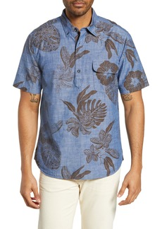 Tommy Bahama Tatau Fronds Pullover