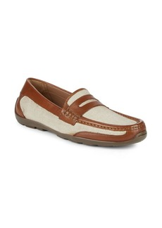 Tommy Bahama Taza Leather Loafers
