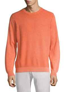 Tommy Bahama Textured Cotton Sweater
