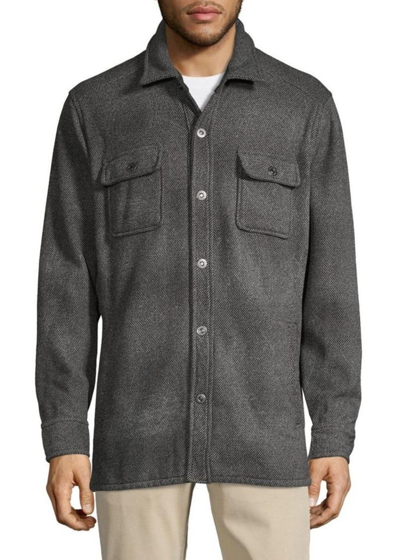 Tommy Bahama Textured Long-Sleeve Shirt