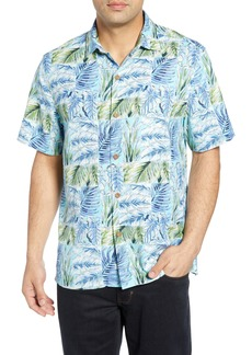 Tommy Bahama Think Outside the Fronds Silk Camp Shirt