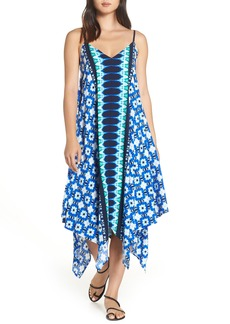 Tommy Bahama Tie Dye Seashells Cover-Up Dress