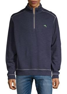Tommy Bahama Tobago Bay Half-Zip Sweatshirt