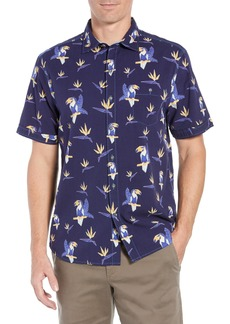 Tommy Bahama Toucan Do Short Sleeve Sport Shirt