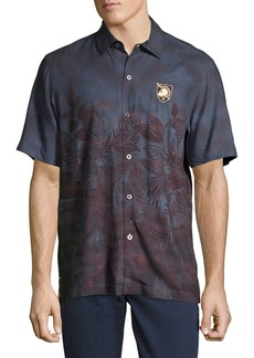 Tommy Bahama Trim-Fit University Floral Fade Camp Shirt