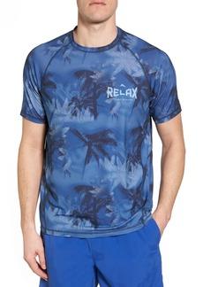 Tommy Bahama Tropic Haze Print Performance T-Shirt