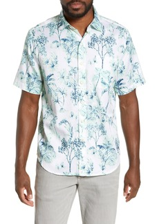 Tommy Bahama Tropic Mist Classic Fit Camp Shirt
