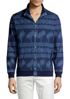 Tommy Bahama Tropical Isles Button-Front Cardigan