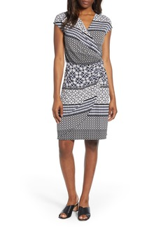 Tommy Bahama Tropical Terrazza Faux Wrap Dress