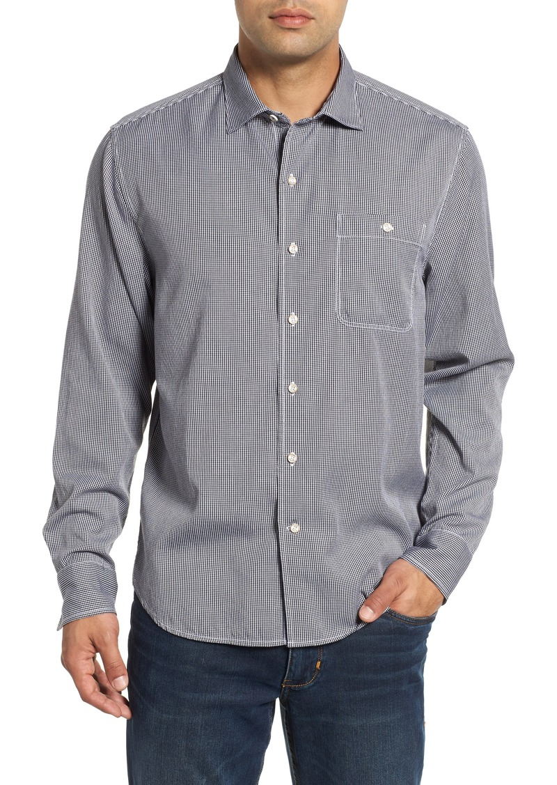 Tommy Bahama Twilly Check Sport Shirt