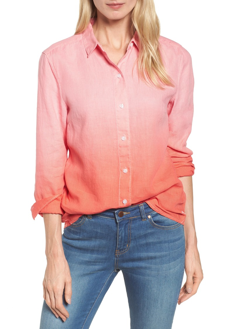 Tommy Bahama Two Palms Dip Dye Top