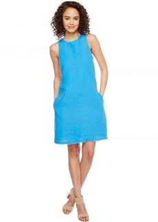 Two Palms Sleeveless Short Dress