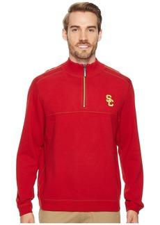 Tommy Bahama USC Trojans Collegiate Campus Flip Sweater