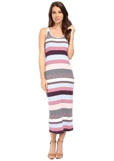 Tommy Bahama Veradero Stripe Column Dress