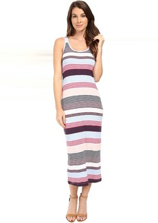 Tommy Bahama Veradero Stripe Column Dress