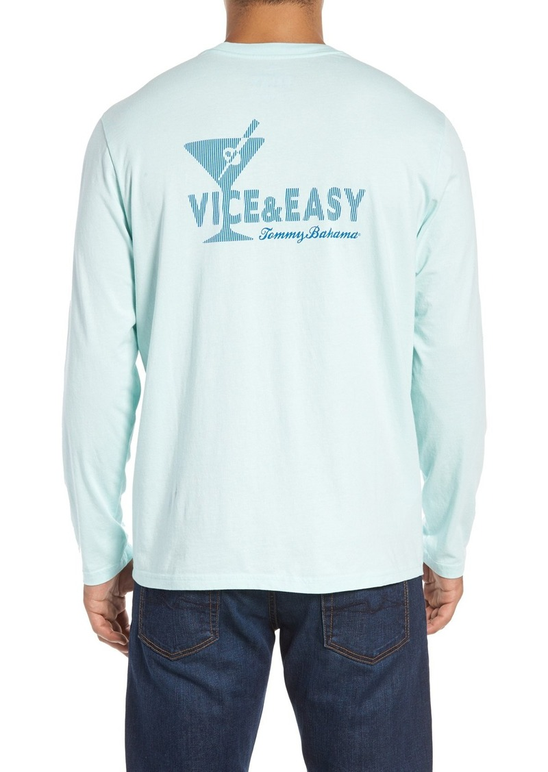 Tommy Bahama Tommy Bahama 39 Vice Easy 39 Graphic Long