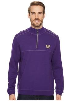Tommy Bahama Washington Huskies Collegiate Campus Flip Sweater