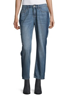 Tommy Bahama Whiskered Boyfriend Jeans