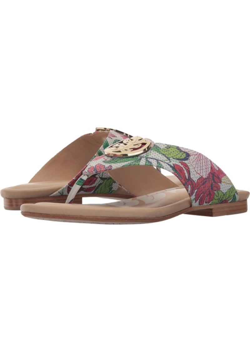 Tommy Bahama Women's Floral Palms Slide Sandal   M US