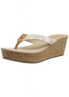 Tommy Bahama Women's Saige Espadrille Wedge Sandal