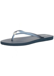 Tommy Bahama Women's Whykiki Flat Solid Flip-Flop   M US